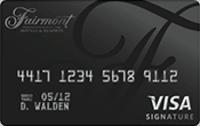 Fairmont Visa Signature® Credit Card