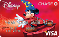 Disney Premier Visa® Credit Card