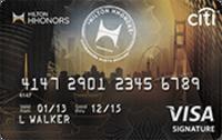 Citi® Hilton HHonors™ Visa Signature Card: A Subpar Hilton ...