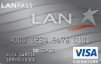 LANPASS Visa Signature Card