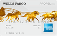 Wells Fargo Propel 365 American Express® Card