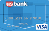 US Bank College Visa® Card