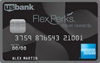 US Bank FlexPerks® Travel Rewards American Express Card