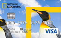 National Geographic Platinum Edition® Visa®