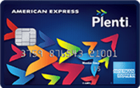 The Plenti® Credit Card from Amex