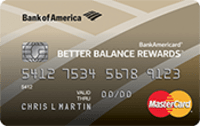 BankAmericard® Better Balance Rewards