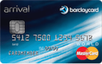 Barclays Arrival™ World MasterCard®