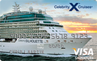 Celebrity Cruises® Visa Signature® Credit Card