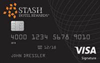 Stash Hotel Rewards® Visa® Card