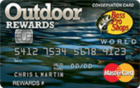Bass Pro Shops® Outdoor Rewards® Credit Card