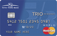 TRIO℠ Credit Card