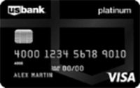 US Bank Visa® Platinum Card
