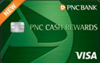 PNC Cash Rewards℠ Visa®