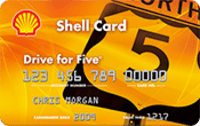 Shell Drive For Five Credit Card Should You Use It To Pay At The