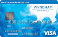 The Wyndham Rewards® Visa Signature® Card