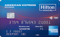The hilton honors american express business card is it right for the hilton honors american express business card colourmoves
