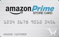 Amazon Prime Store Card