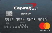 Capital One® Secured Mastercard®