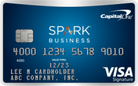 Capital One Spark Select Credit Card