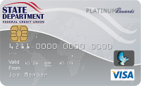 Savings Secured Visa Platinum Card