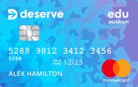 Deserve® Edu Credit Card