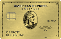 American Express® Business Gold Card