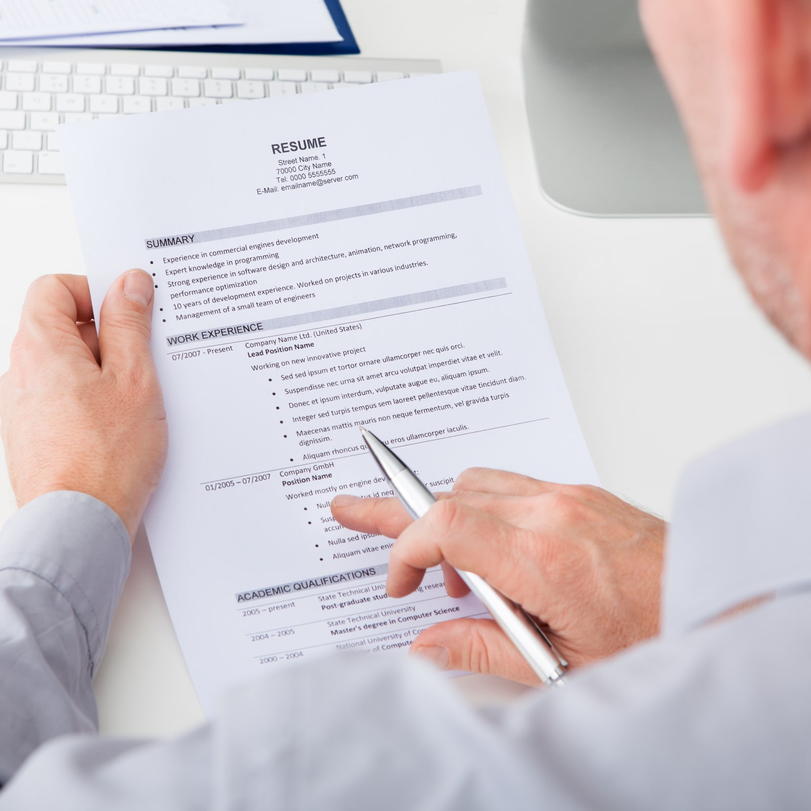 Improve Your Job Application: The Little Things You Can Do to Get Hired -  ValuePenguin