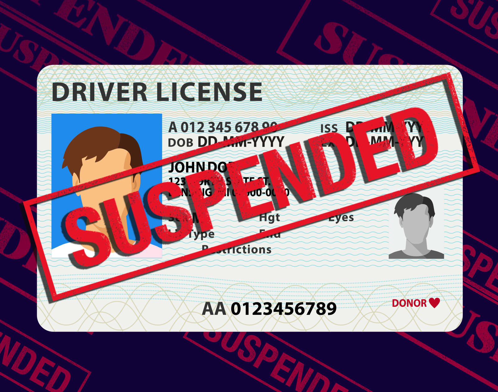 13 Ways You Could Lose Your License Without Getting Behind