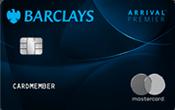 Barclays Arrival® Premier World Elite Mastercard® Image