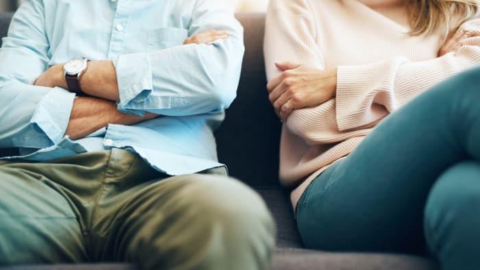 How debt can hurt your romantic relationships.