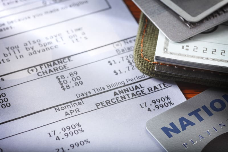 how is credit card interest  apr  calculated