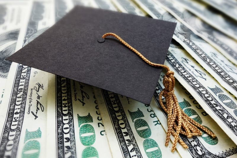 Auto Loan Rates By Credit Score >> Average Student Loan Debt in America: 2019 Facts & Figures - ValuePenguin