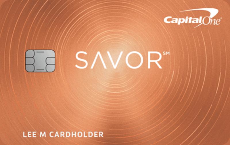 Capital One Savor Cash Rewards Credit Card Should You