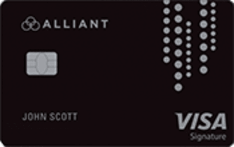 alliant cashback visa signature card is it the new cash back king credit card review valuepenguin - Circle K Easy Rewards Card