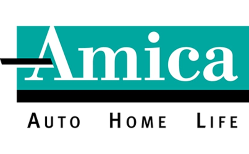 Amica Car Insurance Quote Pleasing Amica Auto Insurance Review Great Rates And Service  Valuepenguin