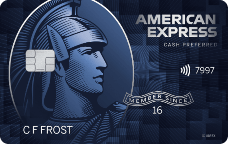 American Express Blue Cash: Two Top Cash Back Cards  Credit Card
