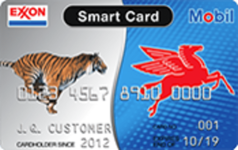 Top Life Insurance Companies >> ExxonMobil™ Smart Card Private Label Credit Card: Is It ...
