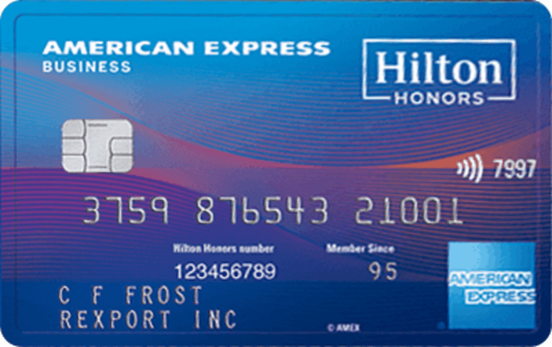 Cheap Insurance Companies >> The Hilton Honors American Express Business Card: Is it ...
