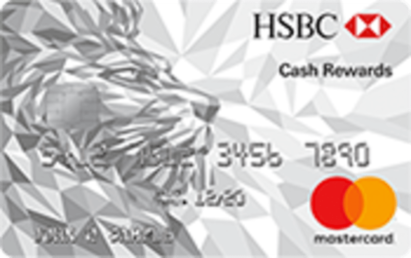 HSBC Cash Rewards Mastercard® credit card: Worth Applying