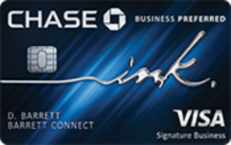 Chase ink business preferred credit card is it the best business chase ink business preferred credit card is it the best business credit card credit card review valuepenguin reheart Choice Image