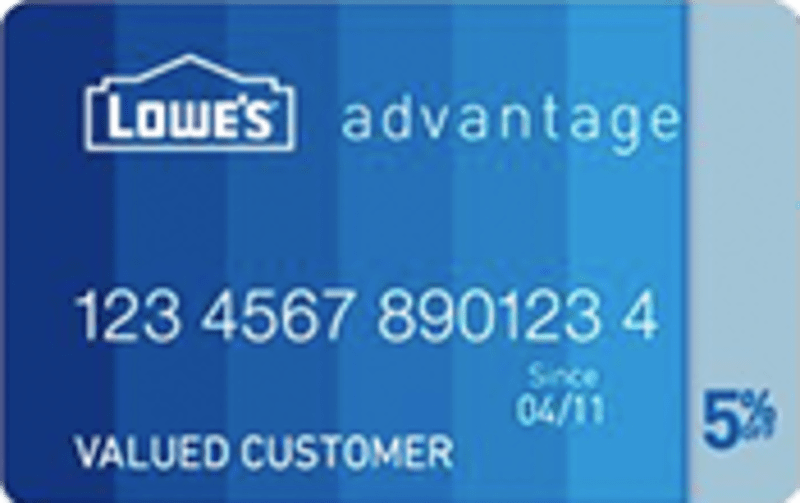 Lowe's Advantage Credit Card Review: Is It Worth Applying For