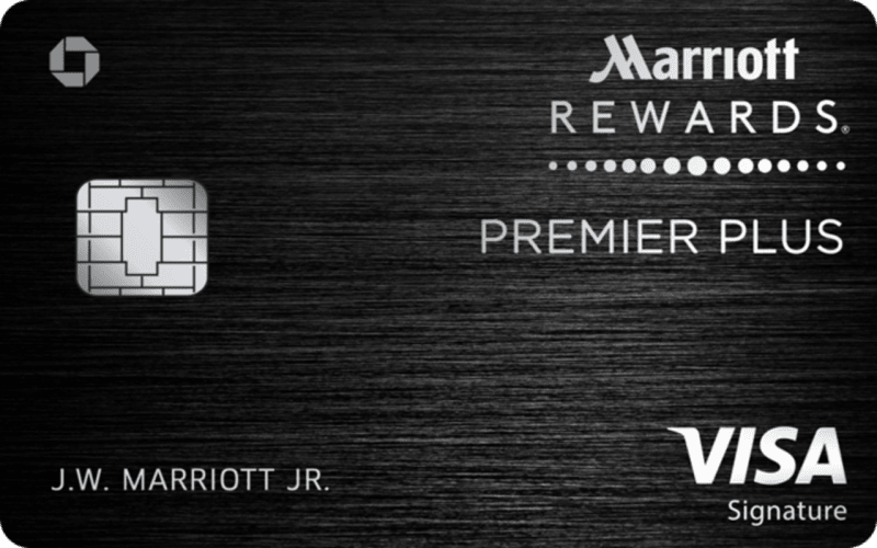 Marriott Rewards 174 Premier Plus Credit Card Review A Great