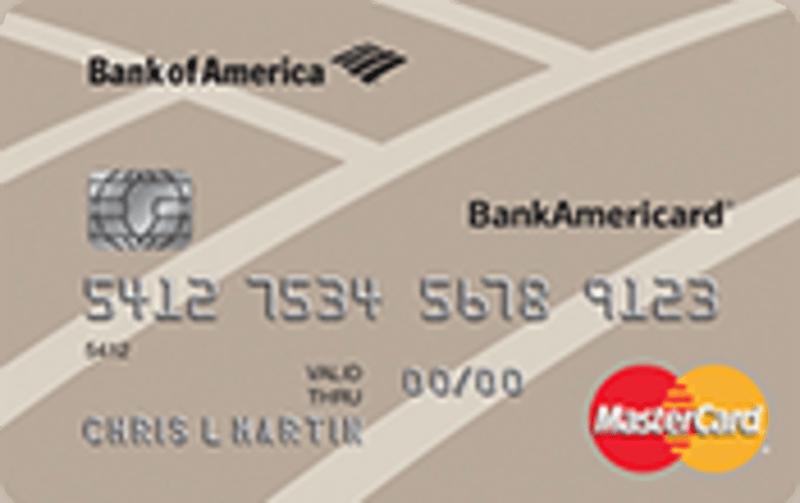 bankamericard u00ae secured credit card  is it worth getting
