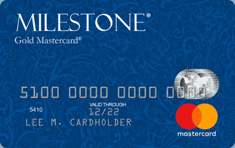 milestone gold card login