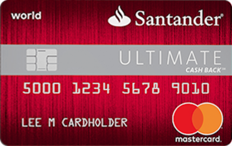 The Santander 174 Ultimate Cash Back Credit Card Should You