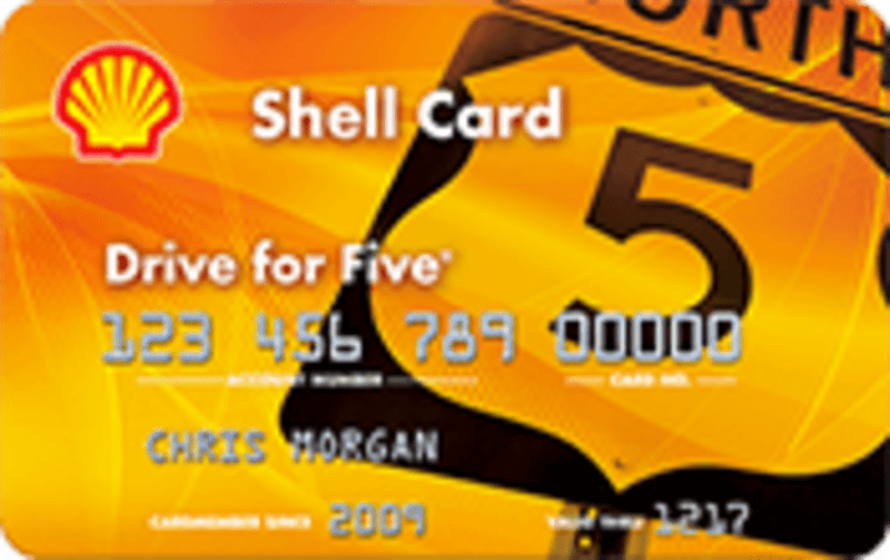 Shell Drive For Five 174 Credit Card Should You Use It To