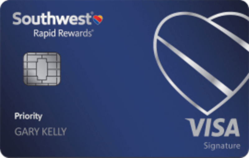 Southwest rapid rewards priority credit card review is it worth southwest rapid rewards priority credit card review is it worth applying for valuepenguin reheart Image collections