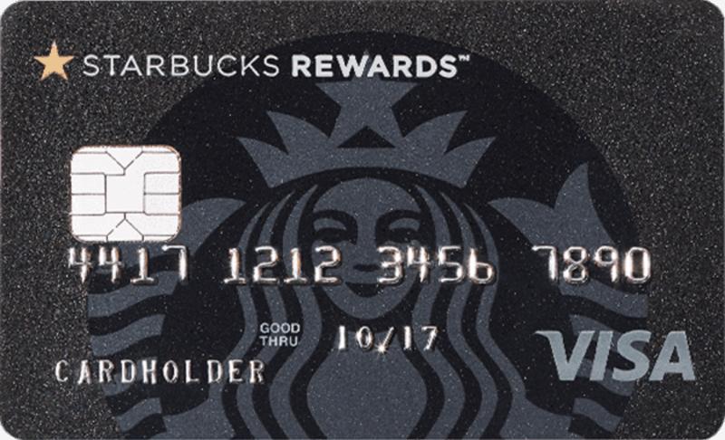 starbucks rewards visa credit card is the best credit card for coffee lovers credit card review valuepenguin - Visa Rewards Card