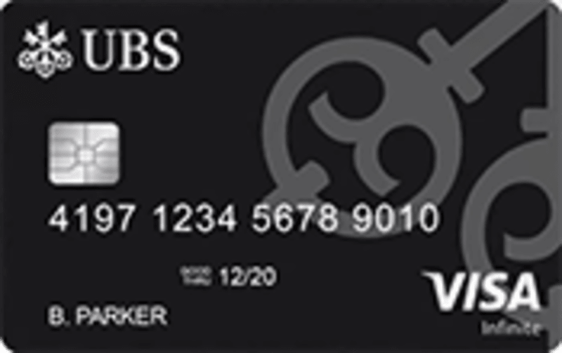 Get A Car With Bad Credit >> UBS Visa Infinite Credit Card: Is It Worth $495? | Credit ...