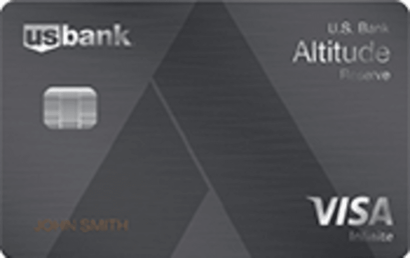 u s bank altitude reserve credit card who s it good for credit